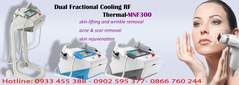 May Thermage RF cooling