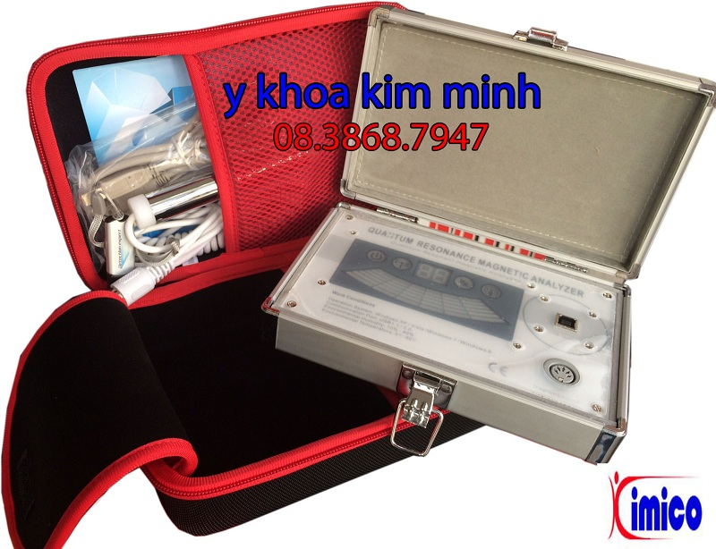 May do suc khoe luong tu mini Quantum KG-002M
